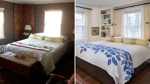 Bedroom Decor Before And After See How This Master Suite Was Remodeled On A Budget Today Com