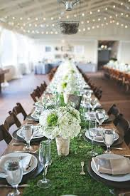 Rustic Vases For Weddings 9 Trending Table Runners For Weddings Mywedding