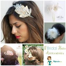 diy wedding hair 11 diy bridal hair accessories tip junkie