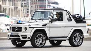 mercedes g wagon convertible for sale mercedes g class cabriolet goes out of production autoevolution