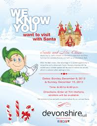 devonshire mall to let children with autism meet santa after hours