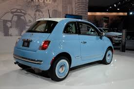 old fiat new fiat 500 1957 limited edition comes to the states priced at