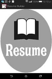 Google Resume Creator by Smart Resume Creator Android Apps On Google Play