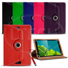 fits android 8 inch tablet universal folio case 360 action u0026 ret