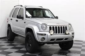 2002 jeep limited 2002 used jeep liberty limited 4wd just pa inspected at