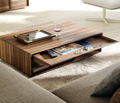 Modern Center Table For Living Room White Modular Storage Cubes Centerpiece Diy Coffee Table Wooden