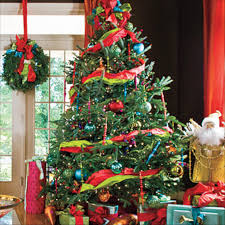 Christmas Tree Decorating Ideas Southern by Colorful Christmas Trees Ideas Christmas Lights Decoration