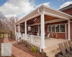 Backyard Porches Patios - front porch construction details stunning befores and afters