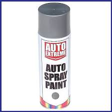 silver gloss spray paint aerosol can auto extreme online gearbox