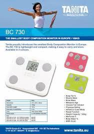 Timbangan Berat Badan Herbalife timbangan badan tanita bc 730 toko medis jual alat kesehatan
