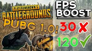 pubg optimization pubg 1 0 optimization how to increase fps in pubg 1 0 w