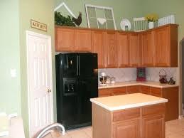 oak cabinets phenomenal kitchen colors oak cabinets
