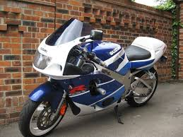 suzuki gsxr 750 srad restricted 33bhp suit a2 licence in