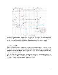 solid modeling project 2 reverse engineering of a connecting rod an u2026