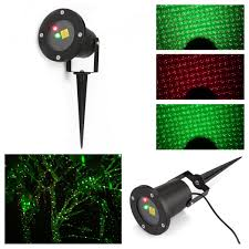 Laser Stage Lighting Outdoor by Rgb Waterproof Outdoor Laser Projector Stage Light Xmas Garden
