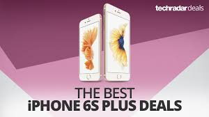 best phone deals on black friday the best iphone 6s plus deals in october 2017 techradar