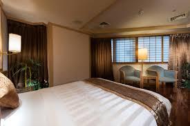 elegant japanese style room silken hotel taipei tour