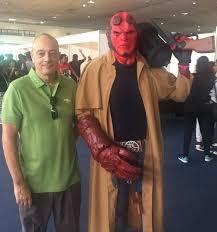 Hellboy Halloween Costume Hellboy 3 Hellboy 3 Twitter