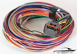 mgf engine loom guide wire loom connectors lefuro com
