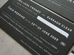 black wedding invitations picture of black and white wedding invitations