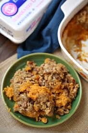 easy sweet potato casserole the country cook