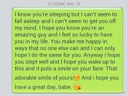 long goodmorning texts to your boyfriend google search quotes