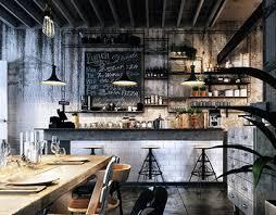 design for cafe bar loft cafe bar design on behance