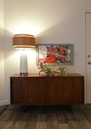 Cb2 Credenza Suburban Homestead Before And After