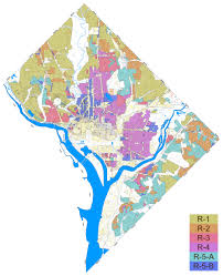 Zoning Map Chicago by Dc Planners Want To Limit Row Houses From Becoming Condos