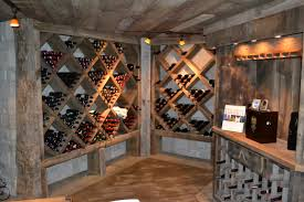 rustic wine cabinets furniture i love the rustic wood look of this awesome wine cellar cool wine