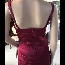 77 off bcbgmaxazria dresses u0026 skirts bcbg max azria burgundy