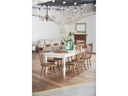 magnolia home by joanna gaines farmhouse 9 piece dining set with