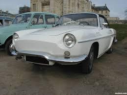 1964 renault caravelle fotos de renault caravelle la mayor galería de fotos del renault