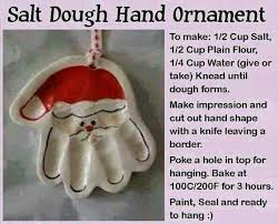 97 best salt dough ornaments images on salt dough