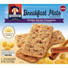 Amazon Com Quaker Chewy Granola Bars Variety Pack 58 Count by Amazon Com Quaker Breakfast Flats Golden Raisin Cinnamon