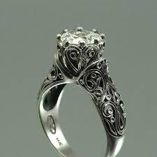 Make Wedding Ring by Vintage Wedding Rings For Women Obniiis Com
