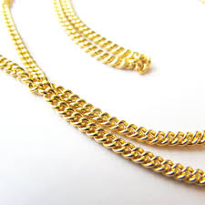 gold metal chain necklace images New model men heavy chain necklace gold chain for men buy new jpg