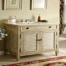 Cottage Style Vanity Bathrooms Design Bathroom Vanities Farm Style Creative Vanity