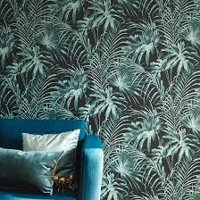 leroy merlin papier peint chambre papier peint intissé feuillage vert leroymerlin papierpeint