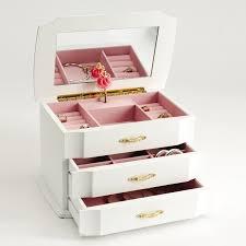 childrens jewelry box lara wooden childrens jewelry box jewelry box avenue