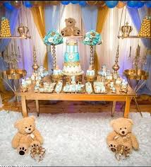 teddy decorations teddy decor 8 best theme baby shower decoration images on for