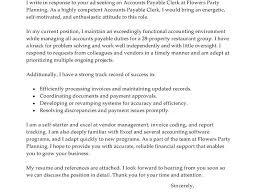 wondrous ideas cover letter advice 10 best accounts payable