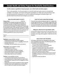 policies and procedures template for small business forms