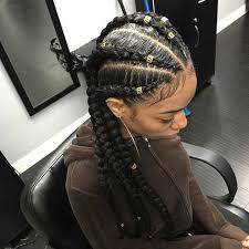 hairstyles for bead extensions 31 cornrow styles to copy for summer cornrow creative and