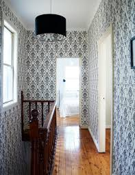 hallway wallpaper designs