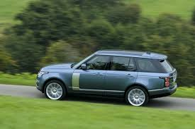 navy land rover new land rover range rover 2 0 p400e vogue se 4dr auto estate for