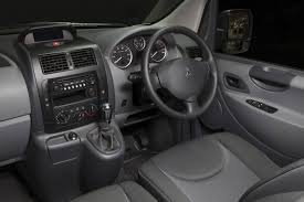 peugeot partner interior peugeot expert partner van ranges updated for 2013 photos 1 of 6