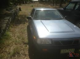 mitsubishi cordia for sale cordia gsr turbo 1984 3d hatchback manual 1 8l turbo f inj in vic