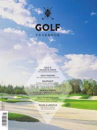 B Otisch Schmal Golf Yearbook 2015 By Djamel Von Welt Issuu