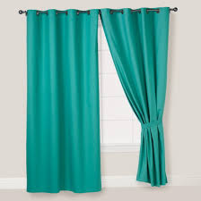 Curtain Drapes Teal Blue Curtains Drapes Home Design Ideas
